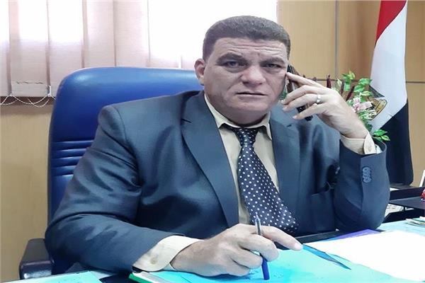 المهندس محمد إسماعيل الزواوى وكيل وزارة الزراعة بالبحيرة