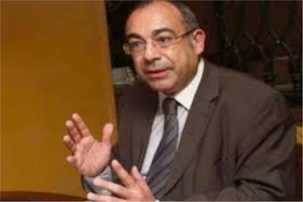 السفير محمد إدريس- مندوب مصر الدائم لدى الأمم المتحدة بنيويورك