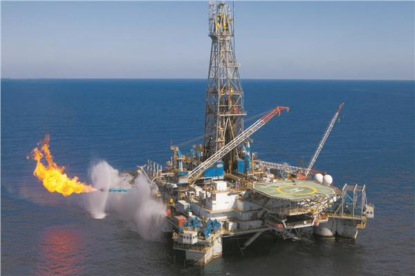 حقول الغاز الجديدة بالبحر المتوسط