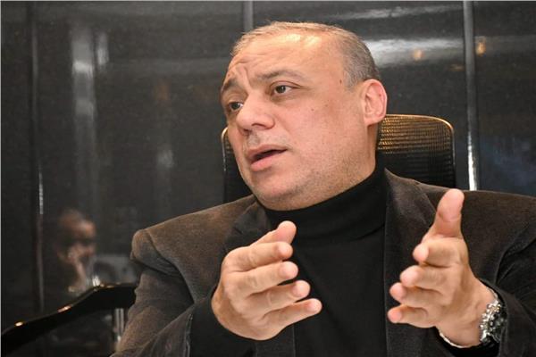 أحمد إبراهيم عضو اللجنة العليا للحج والعمرة