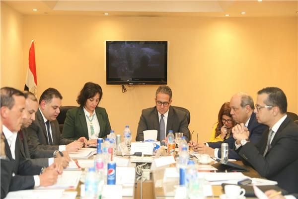 صورة من الاجتماع