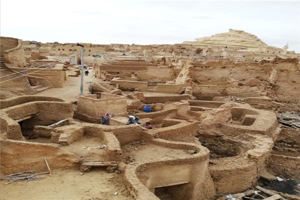 قرية شالي الأثرية