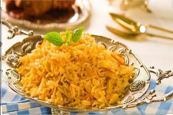 أرز هندي بالبطاطس