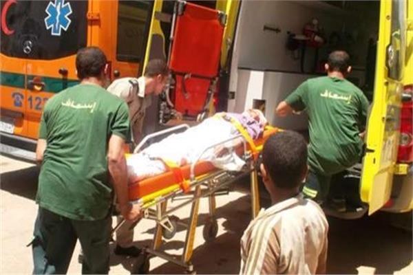 إصابة ٥ أفراد باختناق بسبب موقد للتدفئة بالمنوفية