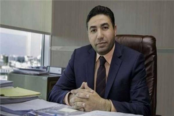 المستشار أحمد حسين البراوي، رئيس حزب صوت الشعب