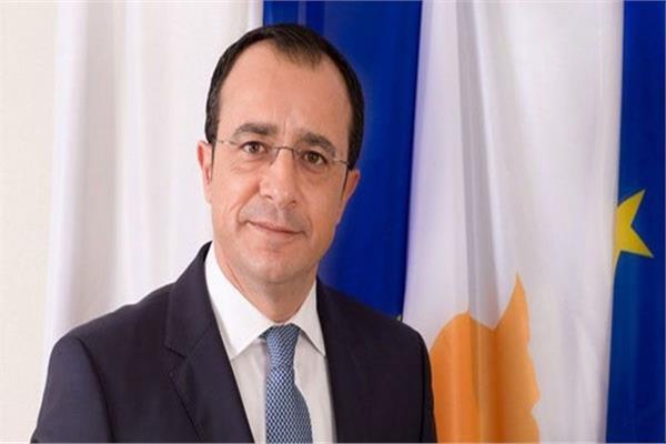 وزير الشئون الخارجية القبرصي نيكوس كريستودوليدس