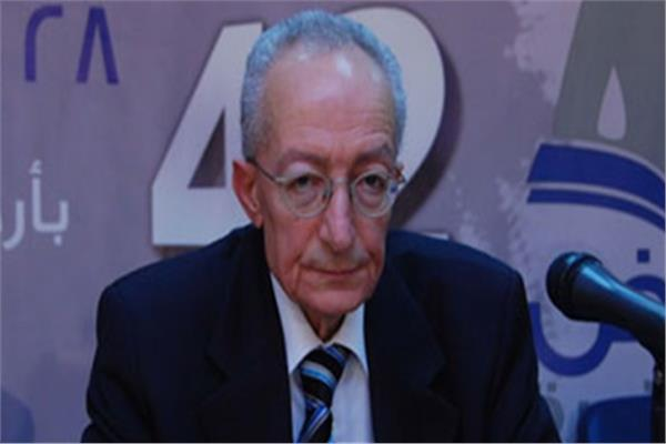 عالم المصريات الدكتور علي رضوان