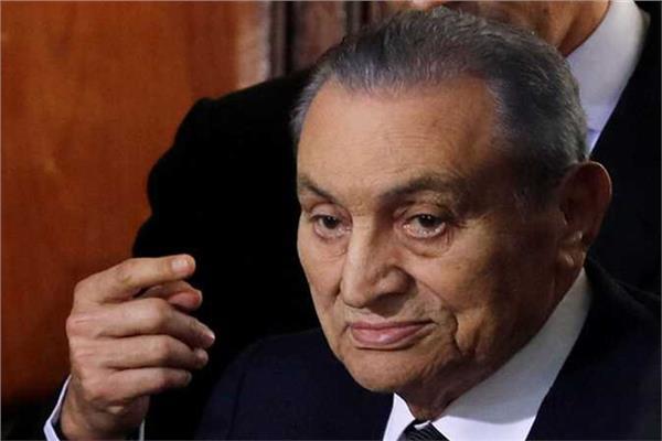 الأولمبية تنعى الرئيس الأسبق حسني مبارك