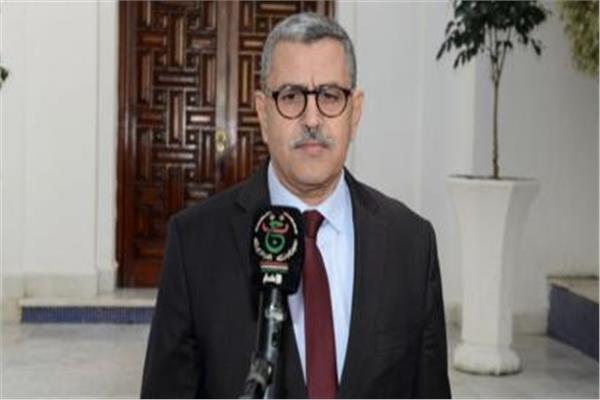 عبد العزيز جراد الوزير الأول رئيس الوزراء الجزائري