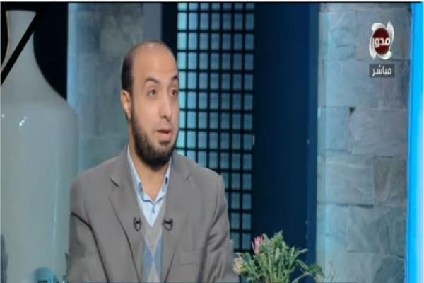 أحمد علوان أحد علماء وزارة الأوقاف
