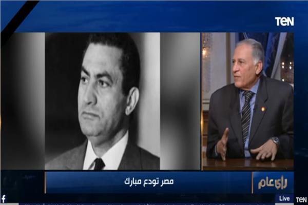 اللواء رأفت الحجيري الحارس الشخصي للرئيس الأسبق محمد حسني مبارك