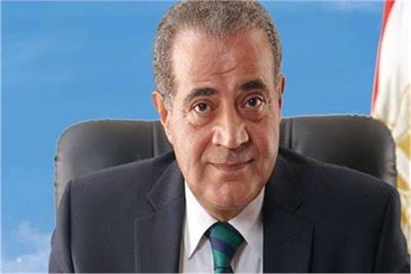 وزير التموين والتجارة الداخلية الدكتور علي المصيلحي