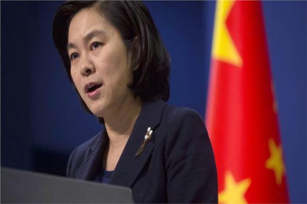 مدير إدارة الإعلام بوزارة الخارجية الصينية هوا تشون يينج