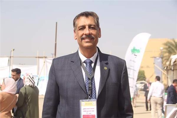 المهندس سامح تاوضروس مينا - رئيس لجنة انتخابات نقابة المهندسين الفرعية بالقاهرة