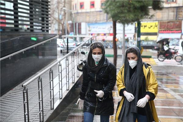 فيروس كورونا بإيران
