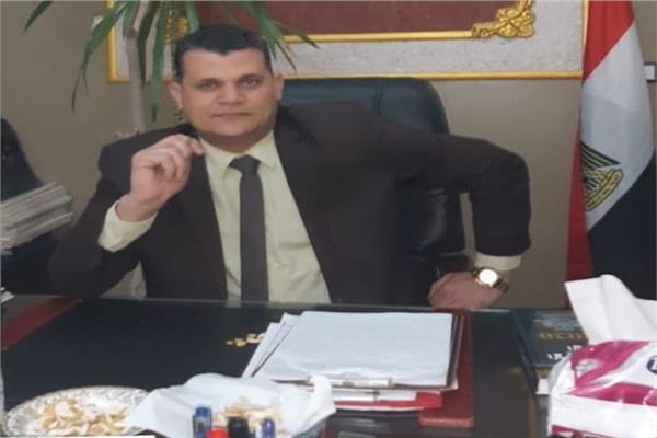 المستشار محمد علي عيسي المحامي بالاستئناف العالي