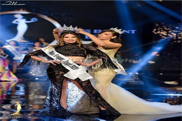 تتويج هيلانا بستڤروس بلقب ملكة الاناقة Miss elegant Egypt 2020