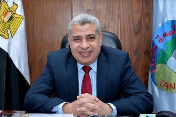 الدكتور الرفاعي مبارك نائب رئيس جامعة طنطا لشئون التعليم والطلاب