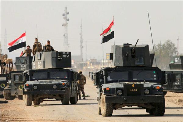 الأمن العراقي: اعتقال خمسة عناصر من (داعش) جنوب الموصل