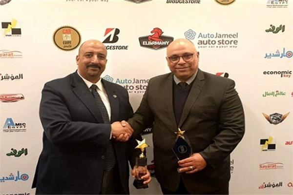 احتفالية (الأفضل / CAR OF THE YEAR – EGYPT)
