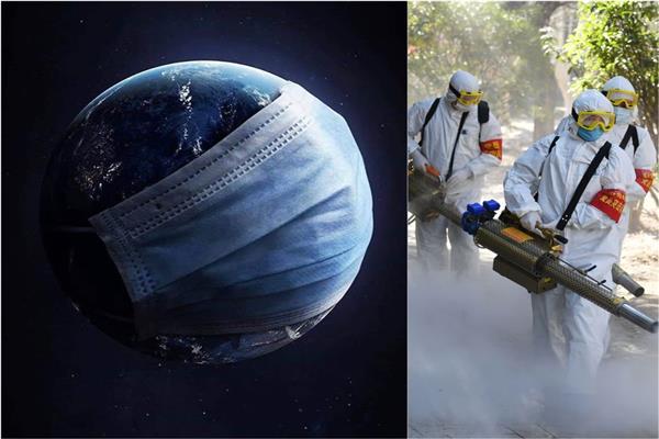 الأرض تطبق «الانتقاء الطبيعي».. «كورونا» سلاح الكوكب للدفاع عن نفسه