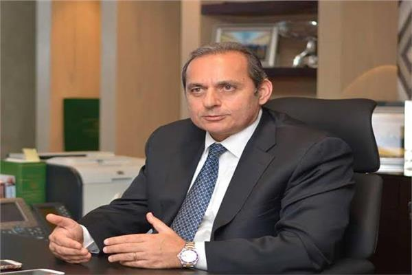 هشام عكاشة رئيس مجلس إدارة البنك الأهلي