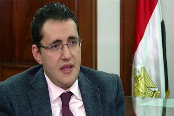 الدكتور خالد مجاهد المتحدث الرسمي باسم وزارة الصحة