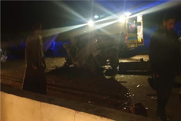 صورة من الحادث