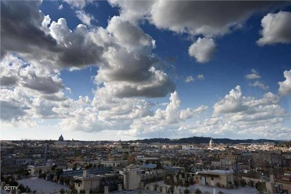 سماء روما