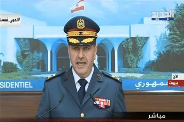 بيان لمجلس الدفاع الأعلى في لبنان بشأن فيروس كورونا