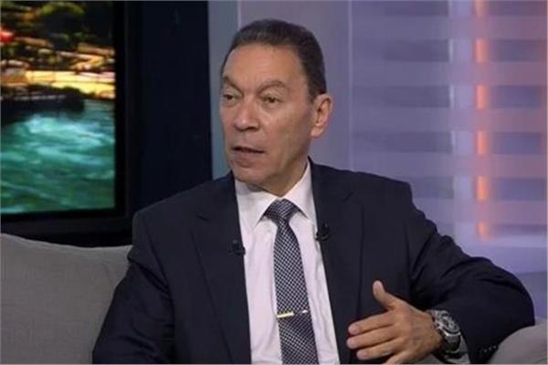 الدكتور هانى الناظر- رئيس المركز القومى للبحوث السابق