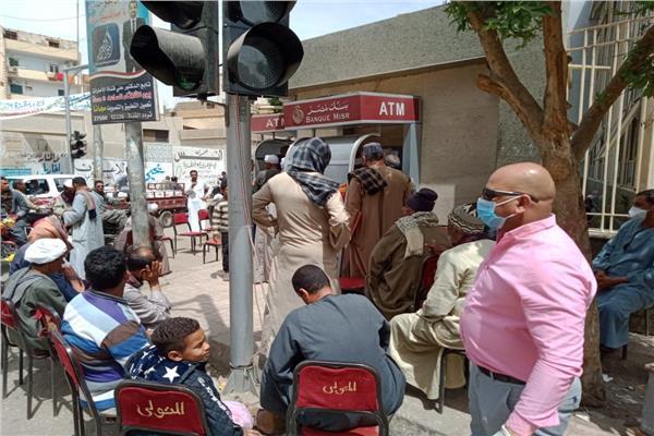 مبادرة طيبة من شباب محافظة قنا