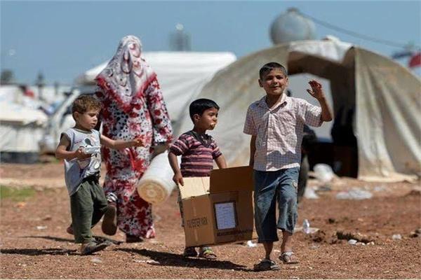أوضاع اللاجئين