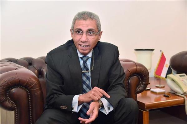 السفير ياسر شعبان