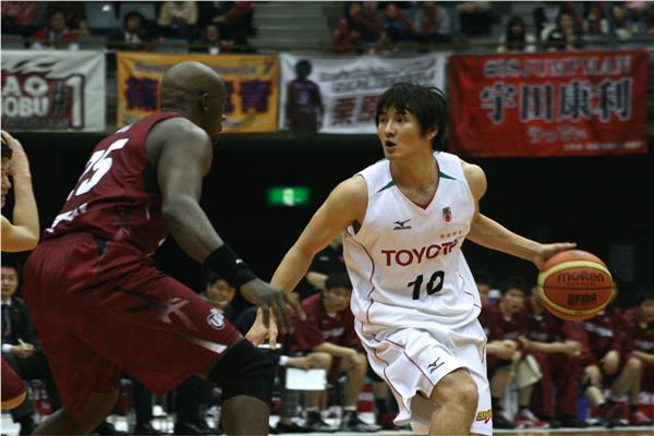 دوري السلة الياباني