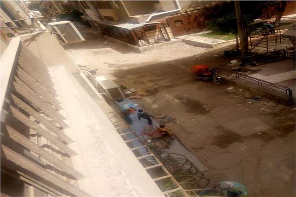 محلات تخالف قرار الغلق في مساكن شيراتون