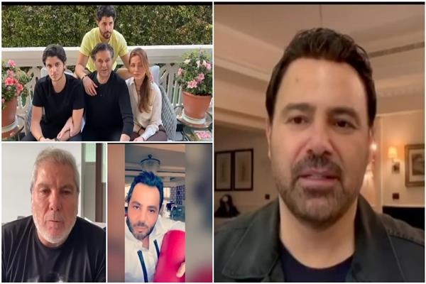 مشاهير لبنان يصفقون للأطباء من شرفات المنازل