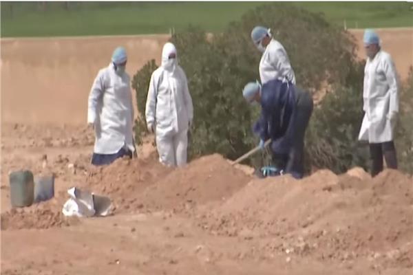 دفن ضحايا فيروس كورونا على الشريعة الاسلامية