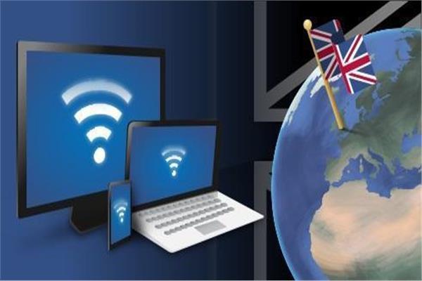 الانترنت في انجلترا