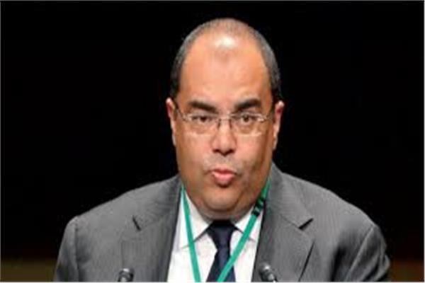 الدكتور محمود محيي الدين ، المبعوث الخاص للأمم المتحدة
