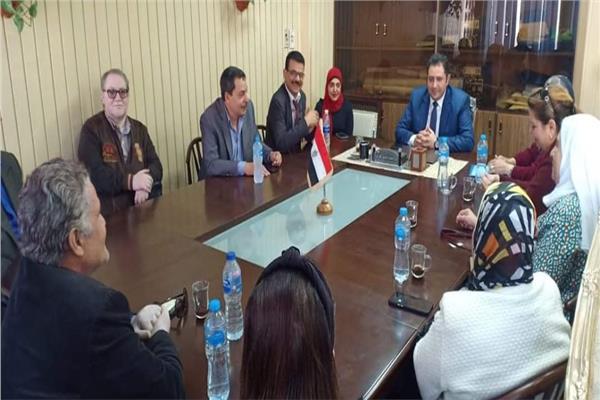 دكتورحسام الدين فوزي نائب محافظ القاهرة للمنطقة الشمالية