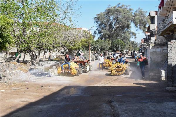 تطهير القرى والنجوع