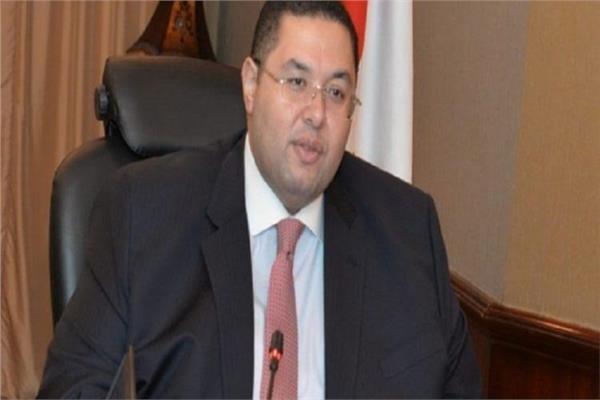 أيمن حسين وكيل البنك المركزي