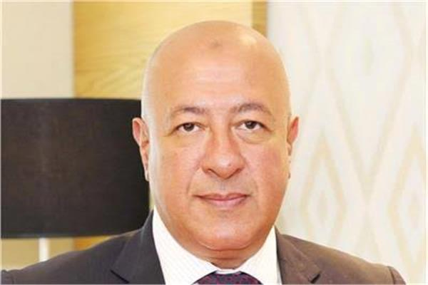 حيى ابو الفتوح نائب رئيس مجلس إدارة البنك الأهلى المصرى