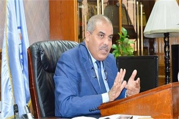 الدكتور محمد المحرصاوي رئيس الجامعة