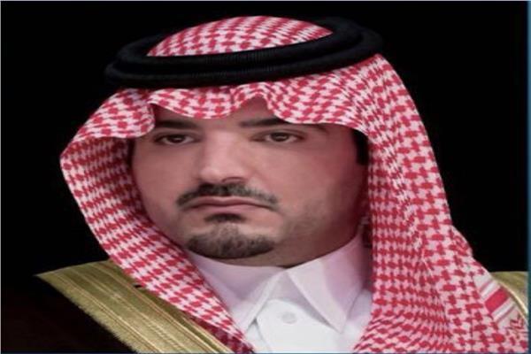 الأمير عبدالعزيز بن سعود بن نايف بن عبدالعزيز وزير الداخلية