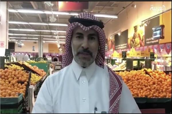 عبد الرحمن الحسين المتحدث باسم وزارة التجارة السعودية