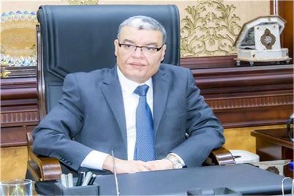 اللواء أسامة القاضي محافظ المنيا