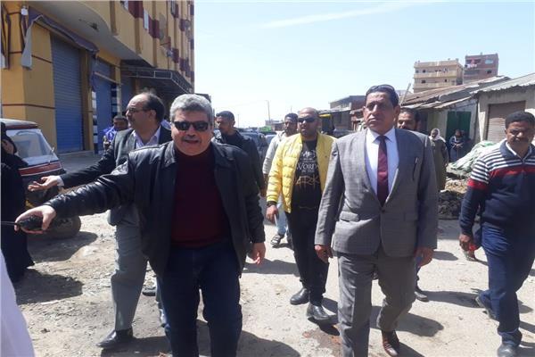 سكرتير عام محافظة الإسكندرية