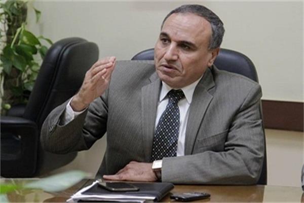 الكاتب الصحفي عبدالمحسن سلامة